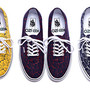 kenzo vans authentic floral pattern sneakers