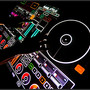 Emulator Multi-Touch DJ System