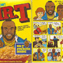 """Mr.T"" Cerial Box, 1984"