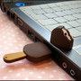 chocolate ice cream bar USB drive