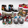 MARVEL COMICS × VANS COLLECTION
