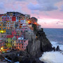 Manarola, Cinque Terre photo by Robert Crum