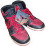 Air Jordan 1  RED/BLK (Original)