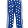 Star Patterned Track Pants