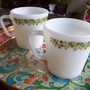 Crazy Daisy mugs