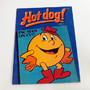 1983 Hot Dog Magazine no 17 - Pac-Man Cover