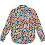 19th BD Shirt-Big Floral Print-Navy