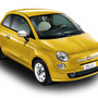FIAT500 Countrypolitan Yellow