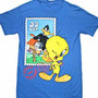 Vintage 90s Looney Tunes Tweety and Daffy Duck Shirt