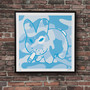 Soundwall Labbit Speaker - Blue