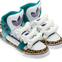 Bones Sneakers by Jeremy Scott