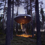 UFO tree hotel
