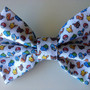 Pokemon Inspired Hair Bow or Bow Tie