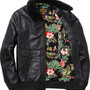 Schott Leather Flight Jacket
