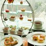 afternoon tea at oriental lounge