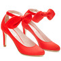 Red Bow Shoes - 2013 Pre-Spring