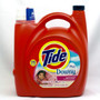 Ultra Tide Plus Downy April Fresh Liquid Laundry Detergent 5.02-L