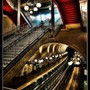 Down Paris - Metro Cité