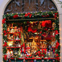 Rothenburg Christmas Window