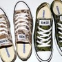 Converse All Star Low Camo Leftfoot Chuck Taylor