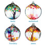 recycled grass tree globes - relationships