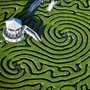 Longleat Hedge Maze in Wiltshire