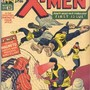 "The X-Men Comic Book Issue #1 ""The Strangest Super Heroes of All"""