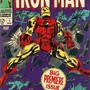 Iron Man Vol 1 #1