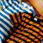 2012'S/S Border Pack Tee [2-PACK]