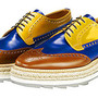 Wingtip Shoes (Multi)