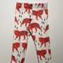 Red Tiger organic cotton baby leggings