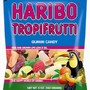 Haribo TropiFrutti, 5-Ounce Bags (Pack of 12)
