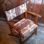 Indian Summer Chair×Pendleton Fabric