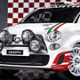 ABARTH 500 R3T RALLY