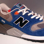 New Balance 999 Elite Blue/Grey/Orange