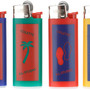 COLETTE x ILL STUDIO x BIC 4 Lighter Set