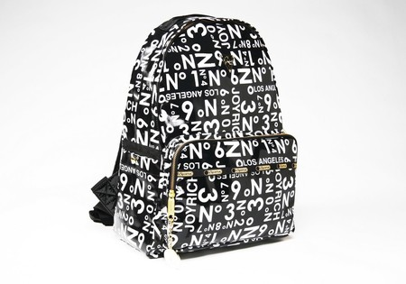 Numbered Back Pack