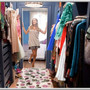 Carrie Bradshaw's closet