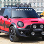 Mini Cooper S Red Mudder by Dsquared2