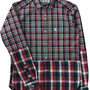 Combination Shirt (plaid)