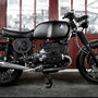 R100/7 'Lucky 13'   by Blitz Motorcycles