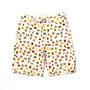 National Flag Pattern Cotton Shorts