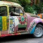 PATCHWORK CAR