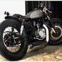 SR400  1984 by Zoku Motorcycles
