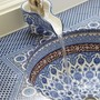 Mosaic Bathroom Sink