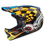 D3 Helmet Finish Line CF Yellow