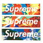 Damien Hirst BOX LOGO STICKER