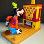 Disney's GOOFY Action GUMBALL MACHINE Bowling Lane