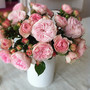English roses on my table