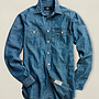 RRL Chambray Workshirt